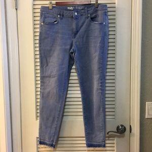 Retro Look Jeans